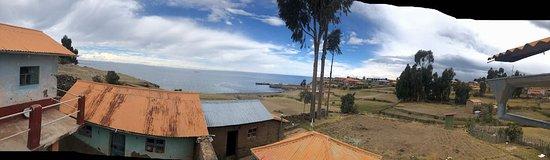 Исла-Амантани, Перу: ..c