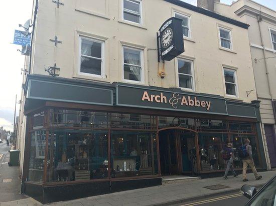 Arch & Abbey