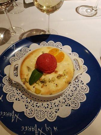 A la Maree: dessert