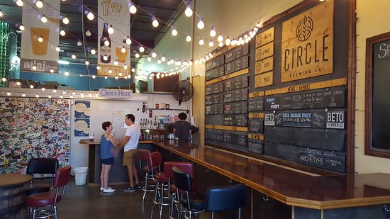 ‪Circle Brewing Co.‬
