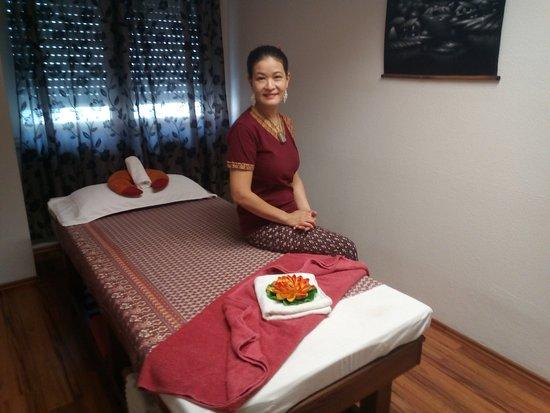 Thai massage zuffenhausen