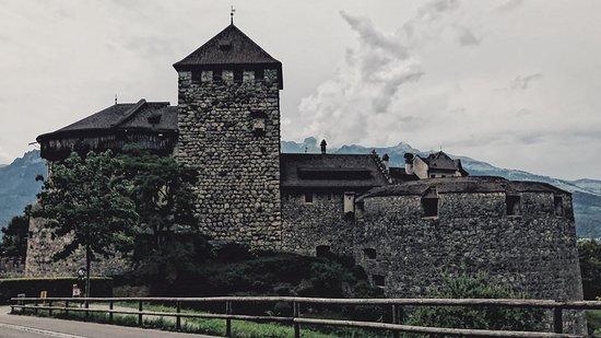 Balzers, Liechtenstein: the Castle