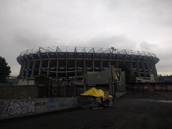 Estadio Azteca: Estadio.