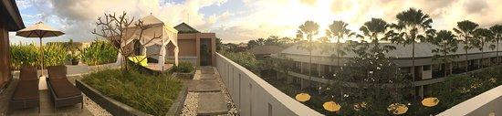 Amadea Resort & Villas: View from rooftop room