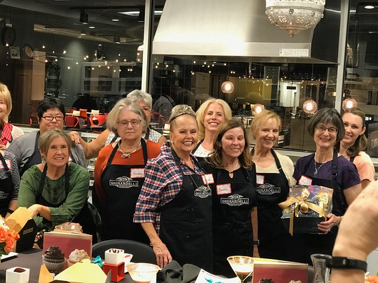 Harmons Santa Clara Cooking School is so much fun!