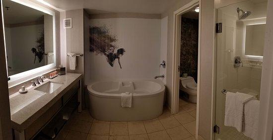 Large Bathroom w/Soak Tub