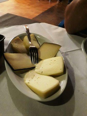 Marano sul Panaro, إيطاليا: formaggi