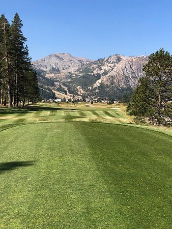 Resort at Squaw Creek: View while golfing
