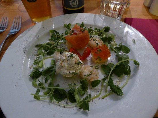 Bistro Bermo: Fine Dining