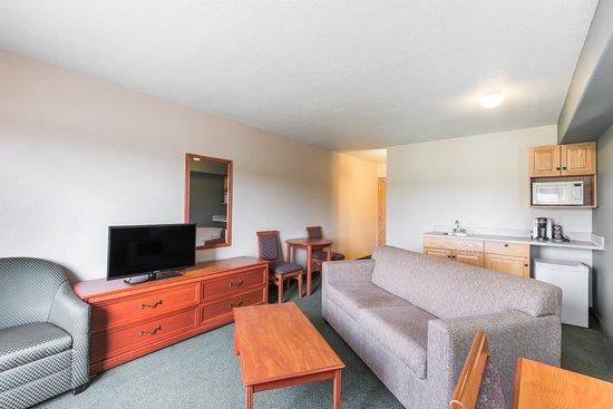 Swan River, كندا: Efficiency Suite
