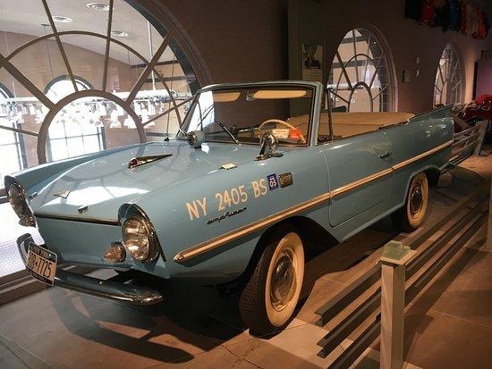 Amphicar Picture Of The Saratoga Automobile Museum Saratoga - Saratoga auto museum car show