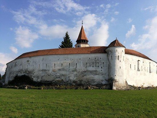 Peasant Fortified Church at Prejmer