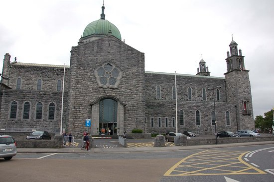 Galway Cathedral: The exterior of the building