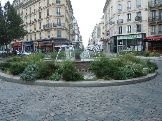 Fontaine Guy Lartigue