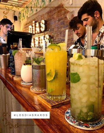 Cocktails & Dreams! TeamWork!