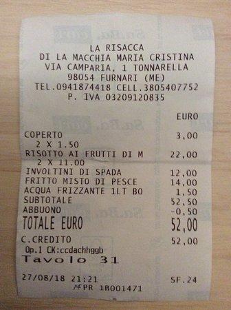 Tonnarella, Taliansko: BA69