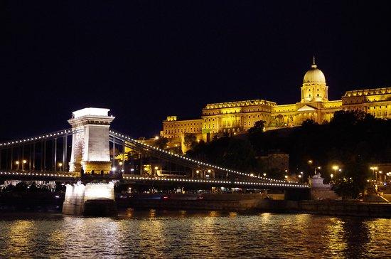 Danube River: Castle Hill & Chain Bridge