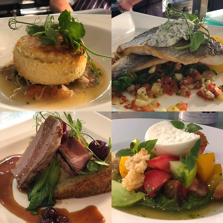 Edie's Kitchen: Starters and mains