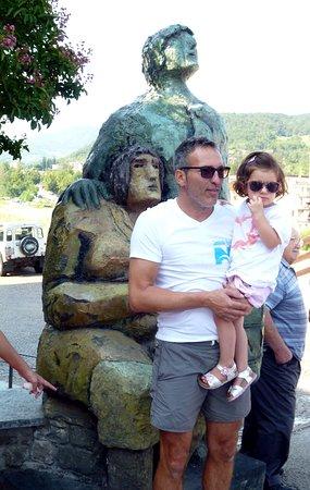 Monumento all'Emigrante Piacentino照片