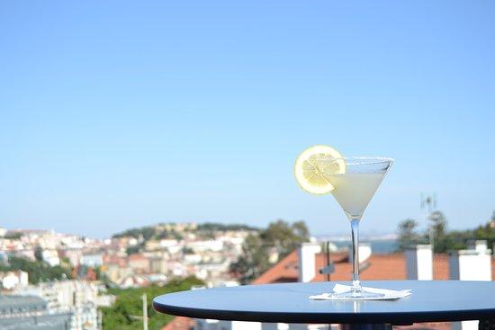 ذا فينتيدج هاوس - لشبونة: The Vintage Rooftop 