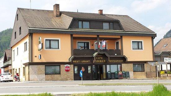 Koflach, Østerrike: Cafe Restaurant Lorber
