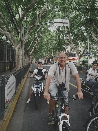 China Cycle Tours: City Tour of Shanghai