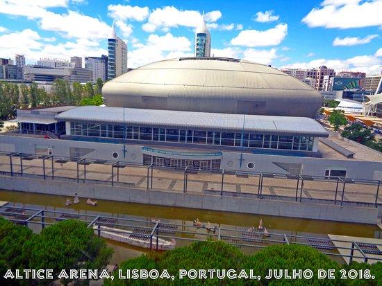 Altice Arena, Lisboa, Portugal