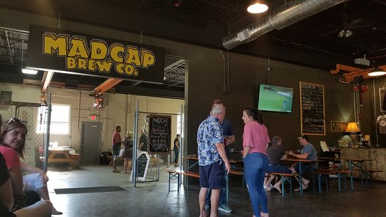 MadCap Brew Co