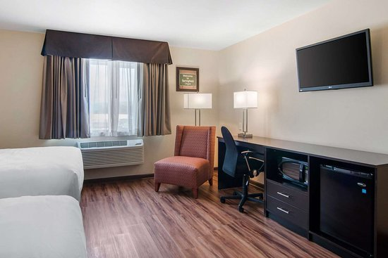 Springfield, Oregon: Guest room with added amenities