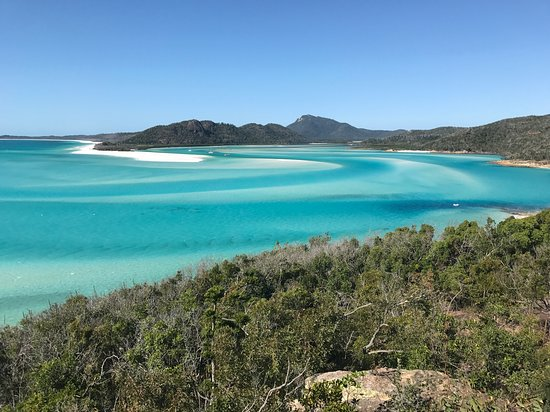 Isail Whitsundays Whitehaven Beach