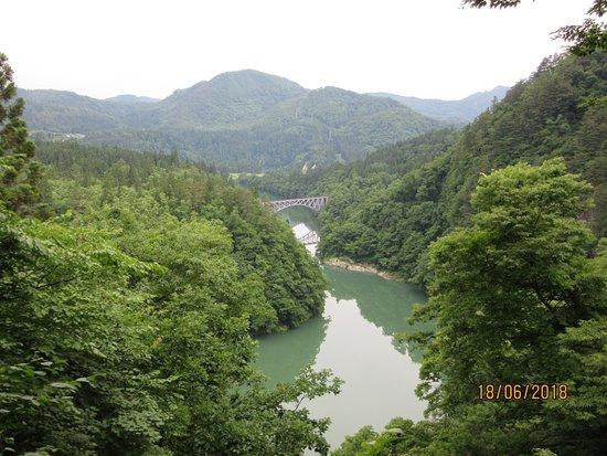 Daiichi Tadamigawa Kyoryo Viewpoint