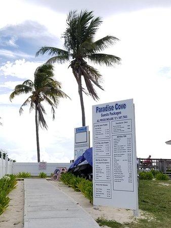 Paradise Cove Beach Resort: 20180825_170320_large.jpg