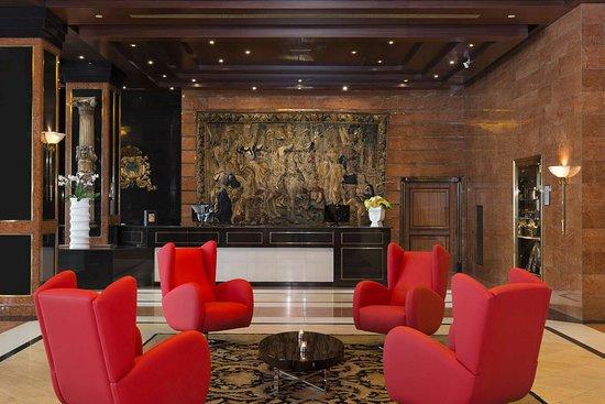 Melia Milano Hotel Milan Italy