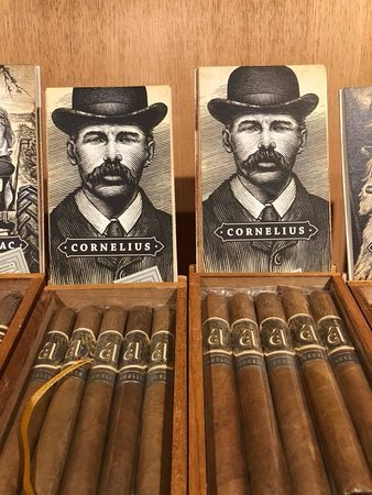 The Ligero Leaf: Some Cornelius and Anthony