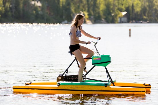 Cook, MN: Enjoy all of our non-motorized water toys, included in your stay!