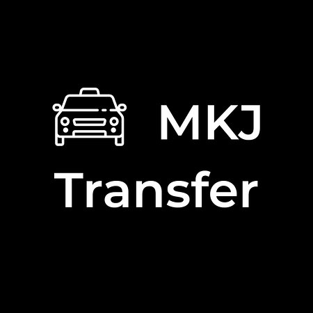 Roissy-en-France, France: MKJ Transfer Official Logo