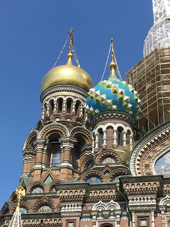 Anglo Tourismo Boat And Walking Tours St Petersburg