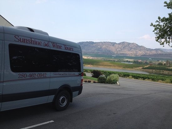 Penticton Sunshine and Wine day tours