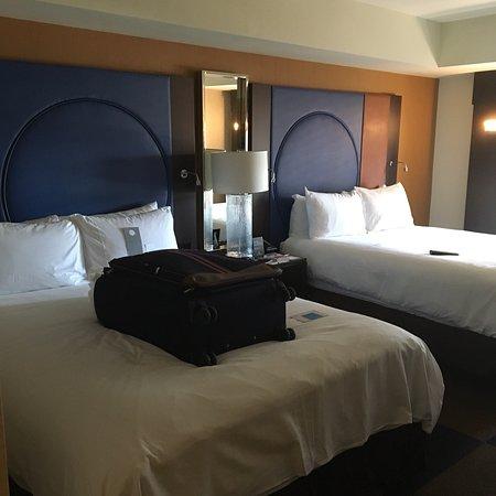 Convenient Location and Fun Hotel