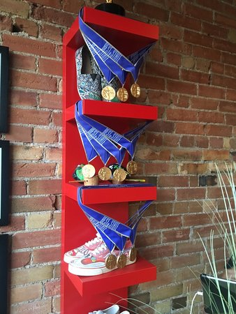 !st place medals