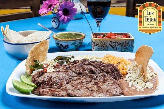 """Restaurante """"Los Tejas"""": Tampiqueñas"""