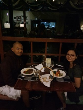 Hill Station: Celebrating our 5th year anniversary in this romantic cozy place :)
