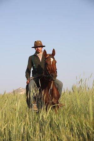 Uchisar Horse Riding