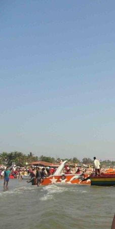Пляж Бага: Baga Beach