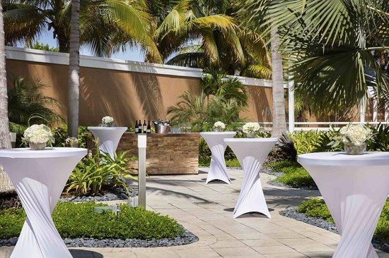 Courtyard by Marriott Miami Aventura Mall: Meeting room