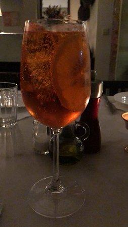 Mercante: Aperol Spritz !