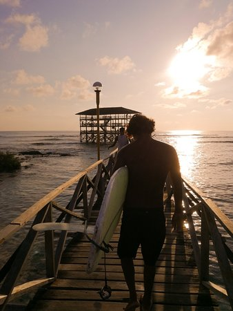 The Surfing Capital of the Philippines