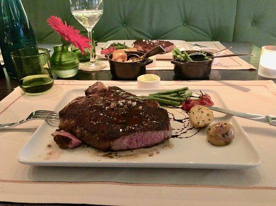 Meatery: T Bone Steak 600gr. - sehr lecker