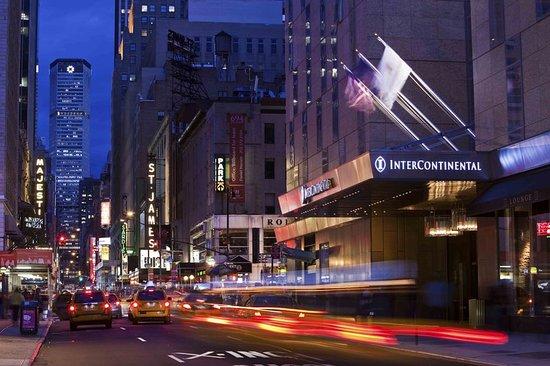 intercontinental new york times square new york city hotel