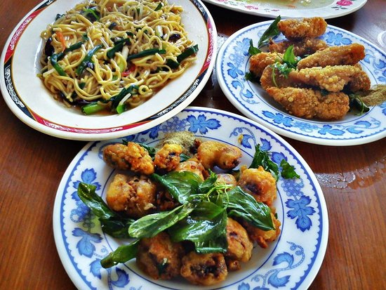 Fangyuan, Changhua: 各式台菜